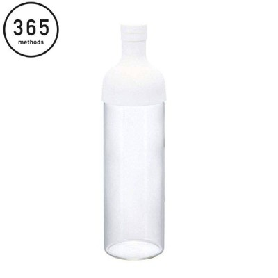 365methods フィルターインボトル ホワイト HARIO