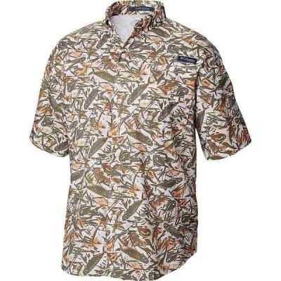 コロンビア Columbia メンズ 半袖シャツ トップス Super Tamiami SS Shirt Cypress Tarpons N Permits Print
