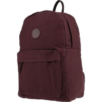 ティンバーランド TIMBERLAND メンズ バッグ backpack & fanny pack Maroon