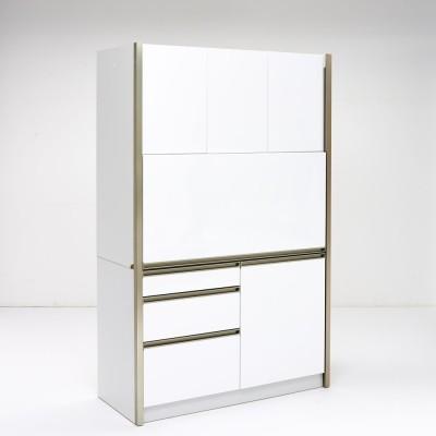 家具 収納 キッチン収納 食器棚 ダイニングボード Maquina/マキナ ダストダイニングボード・キッチンボード 幅127cm H87804