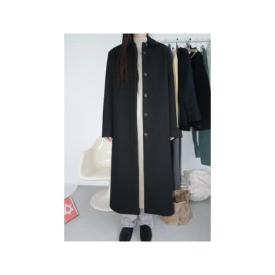 AFTERMONDAY レディース コート regular solid mac coat