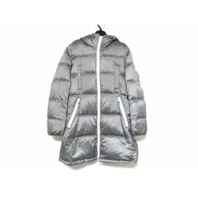 ダルタンボナパルト Dartin Bonaparto ダウンコート サイズ46 XL メンズ 美品 グレー 冬物/スワロフスキー【中古】20200218