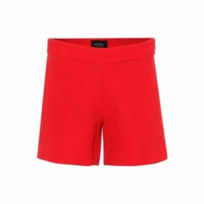 ジャンバティスタ バリ Giambattista Valli レディース ショートパンツ ボトムス・パンツ Crepe shorts Rosso