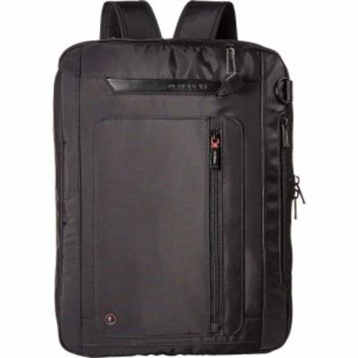 ヘデグレン Hedgren メンズ バッグ Explicit Three-Way Bag 15 Black