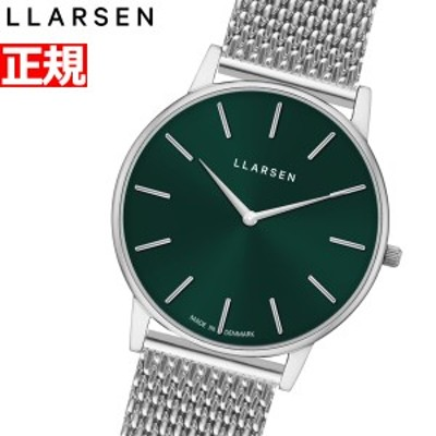 エルラーセン LLARSEN 腕時計 メンズ オリバー Oliver LL147SFSM