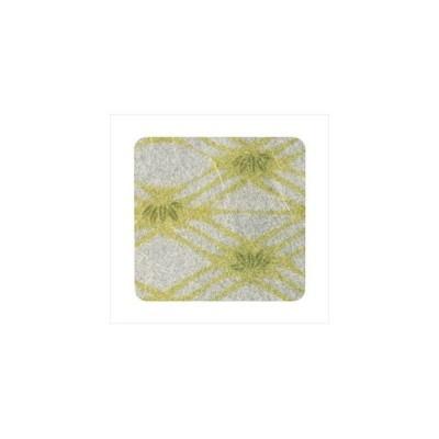 和紙 樹しマット 竹笹 コースター JS-C01