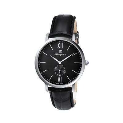 reijaz Men 's Quartz Watches (swiss-quartz-black)