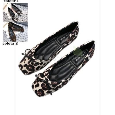 パンプス 春 レディース バレエシューズ 楽ちん 痛くない レディース 靴 ぺたんこ ローヒール 大きいサイズ 小さいサイズ