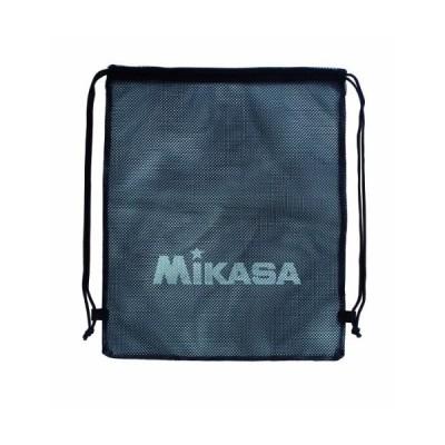 ミカサ(MIKASA) ネットバッグ 黒 BA-40