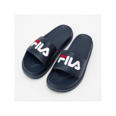【フィラ】 ドリフター ジャッキアップ(F03702042) レディース ネイビー 23.0cm FILA