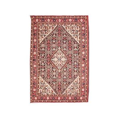トルコ製ラグ 手結びウール エリアラグ アンティークでヴィンテージ クラシック 幾何学模様 リビングルーム エリアラグ コード:18021312