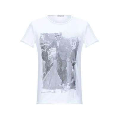 アスレティック ヴィンテージ ATHLETIC VINTAGE T シャツ ホワイト XS コットン 100% T シャツ