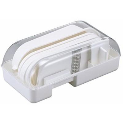 パール金属 多機能 野菜 スライサー 大根 おろし器 セット 安全ホルダー付 4 プレート 調理器 シンプルベーシック 日本製 C-8940