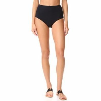 ジマーマン ボトムのみ Separates High Waisted Bikini Bottoms Black