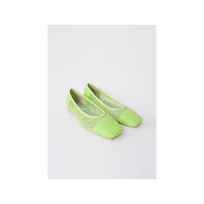 AFTERMONDAY レディース フラット kitsch mesh flat shoes