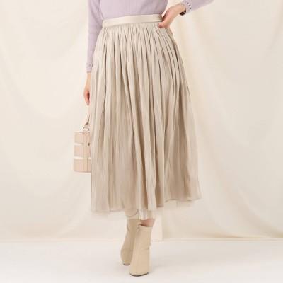 クチュール ブローチ Couture brooch オーロラヨウリュウリバースカート (ライトベージュ)