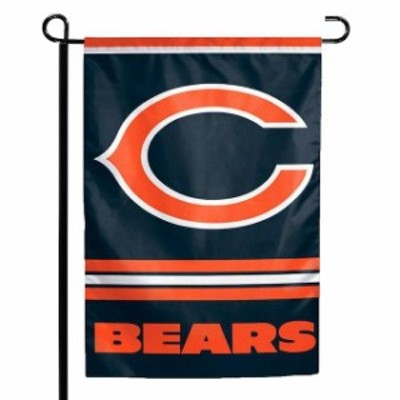 WinCraft ウィンクラフト スポーツ用品  WinCraft Chicago Bears 12 x 18 Double-Sided Garden Flag