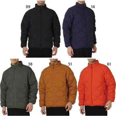 ミズノ メンズ ブレスサーモライトウェイトダウンジャケット アウトドアウェア トップス 長袖 吸水発熱 B2ME0557