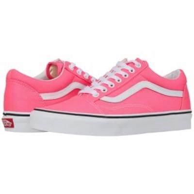 ヴァンズ Vans レディース スニーカー シューズ・靴 Old Skool(TM) Knockout Pink/True White