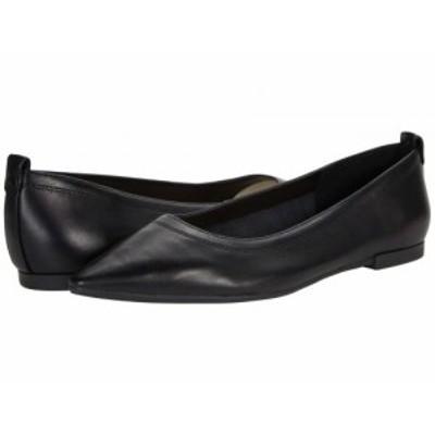 Nine West ナインウエスト レディース 女性用 シューズ 靴 フラット Raya Black【送料無料】