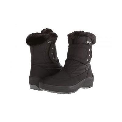 Pajar CANADA パジャー レディース 女性用 シューズ 靴 ブーツ スノーブーツ Moscou-2 - Black
