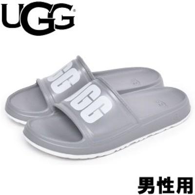 UGGアグ ウィルコックス スライド 男性用 UGG WILCOX SLIDE 1108042 メンズ サンダル(01-12620414)