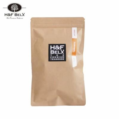 H&F BELX デカフェコーヒー 焙煎豆  キャラメル150g [M便 1/3]