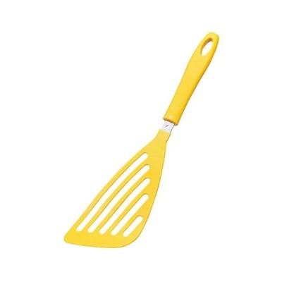 調理小物 厨房用品 / いろ・色シリーズ抗菌・耐熱「いろ・色」バターピーター イエロー 寸法: 75 x 315mm