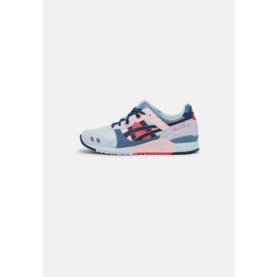 アシックス メンズ 靴 シューズ GEL-LYTE III UNISEX - Trainers - aqua/mako blue