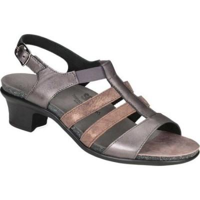 サス SAS レディース サンダル・ミュール シューズ・靴 Allegro Heeled Strappy Sandal Santolina
