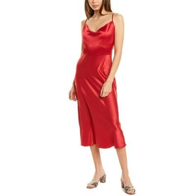 タウワジ ワンピース トップス レディース TOWOWGE Cami Dress berry