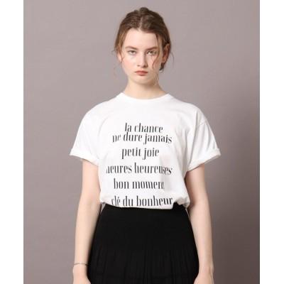 DRESSTERIOR(Ladies)(ドレステリア(レディース)) ロゴ&フォトプリントTシャツ