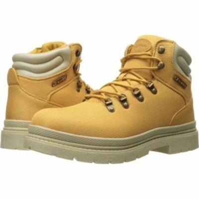 ラグズ Lugz メンズ ブーツ シューズ・靴 Grotto Ballistic Golden Wheat/Cream