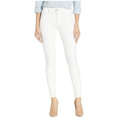 リーバイス Levi's Womens レディース ジーンズ・デニム スキニー ボトムス・パンツ 721 High Rise Skinny Soft Clean White