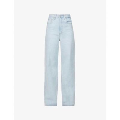リーバイス LEVIS レディース ジーンズ・デニム ボトムス・パンツ Relaxed-fit wide-leg high-rise jeans Loosey Goosey