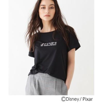 grove / ミゲルとダンテ/メッセージTシャツ(リメンバー・ミー) WOMEN トップス > Tシャツ/カットソー