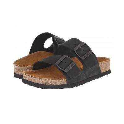 Naot ナオト レディース 女性用 シューズ 靴 サンダル Santa Barbara - Black Nubuck