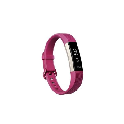アクティビティトラッカー フィットビット Fitbit ALTA HR Fuchsia Fitness Wristband # Small