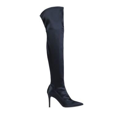 アトス ロンバルディーニ ATOS LOMBARDINI ブーツ ダークブルー 37 紡績繊維 ブーツ