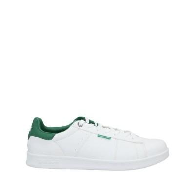ジャックアンドジョーンズ Jack & Jones  メンズ スニーカー シューズ 靴 ホワイト