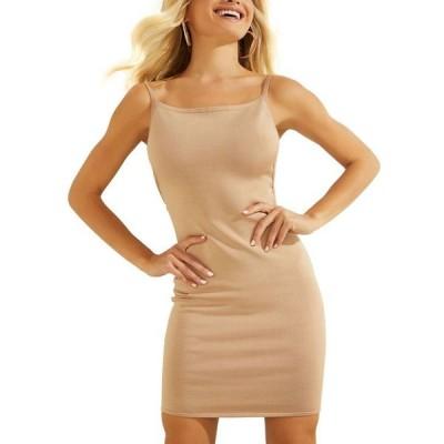 ゲス レディース ワンピース トップス Cutout-Back Sleeveless Sheath Dress