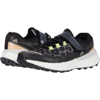 アディダス adidas by Stella McCartney レディース スニーカー シューズ・靴 Outdoor Boost Sneaker Core Black/Granite/Solar Orange