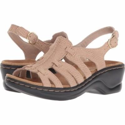 クラークス Clarks レディース サンダル・ミュール シューズ・靴 Lexi Marigold Q Sand Snake Print