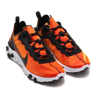ナイキ NIKE NIKE REACT ELEMENT 55 PRM SU19 (BLACK)