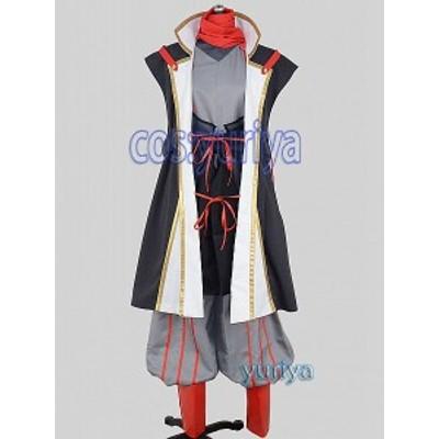 Fate Grand Order 風魔小太郎 羽織付き コスプレ衣装