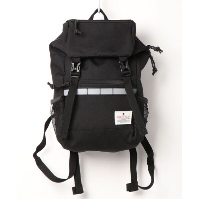 """NO WAY / """"MAKAVELIC"""" DOUBLE BELT KIDS MIX DAYPACK KIDS バッグ > バックパック/リュック"""
