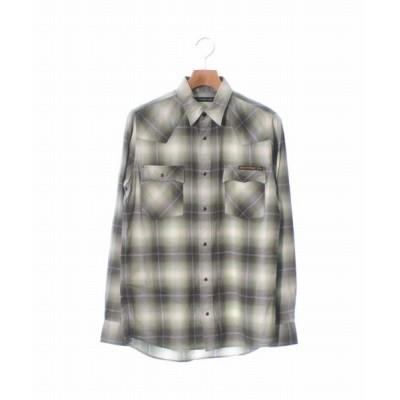 THEE HYSTERIC XXX ジィ ヒステリック トリプルエックス カジュアルシャツ メンズ