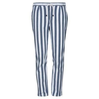 BARONIO チノパンツ ファッション  メンズファッション  ボトムス、パンツ  チノパン ブルー