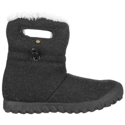 ボグス レディース ブーツ・レインブーツ シューズ B-Moc Wool Boot