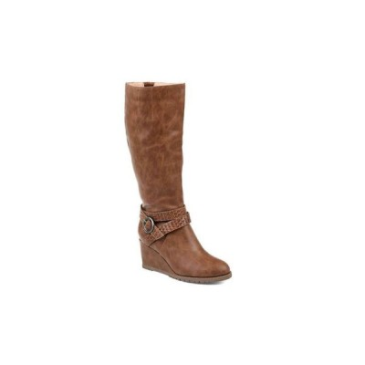 ジュルネ コレクション レディース ブーツ・レインブーツ シューズ Women's Comfort Wide Calf Garin Boot